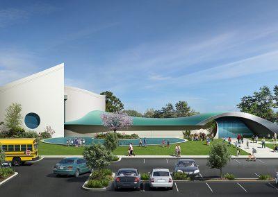 Arthur Dyson Architect - Aquarius Aquarium v2- Fresno, CA