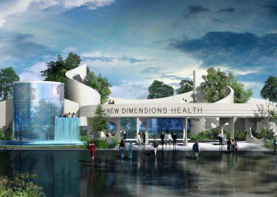 Arthur Dyson Architect - New Dimensions Womens Health Clinic - Grays Harbor, WA