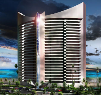 Arthur Dyson Architect - Del Coronado Hotel - Panama City, FL