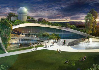 Arthur Dyson Architect - Discovery Center - Fresno, CA