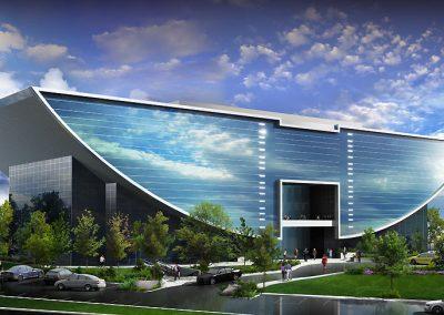 Arthur Dyson Architect - Riverview Corp Center - Fresno, CA
