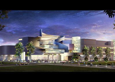 Arthur Dyson Architect - Downtown Library - Fresno, CA