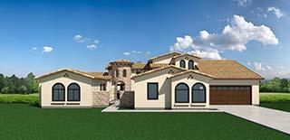 Hooper Residence - Image Custom Homes - Fresno CA