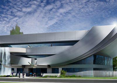 Arthur Dyson Architect - Stone Soup Child Care Programs - Fresno, CA
