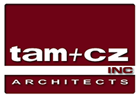 tam+cz architects - fresno - logo