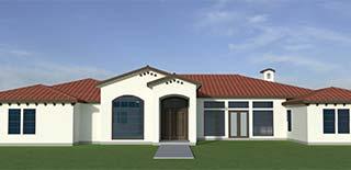 Davis Residence - Image Custom Homes - Fresno California